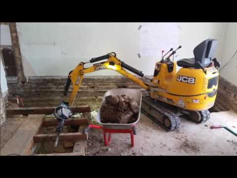 Video D.M.S MICRO DIGGER WITH OPERATOR HIRE. Using our JCB 8008 for internal work on a building download in MP3, 3GP, MP4, WEBM, AVI, FLV January 2017