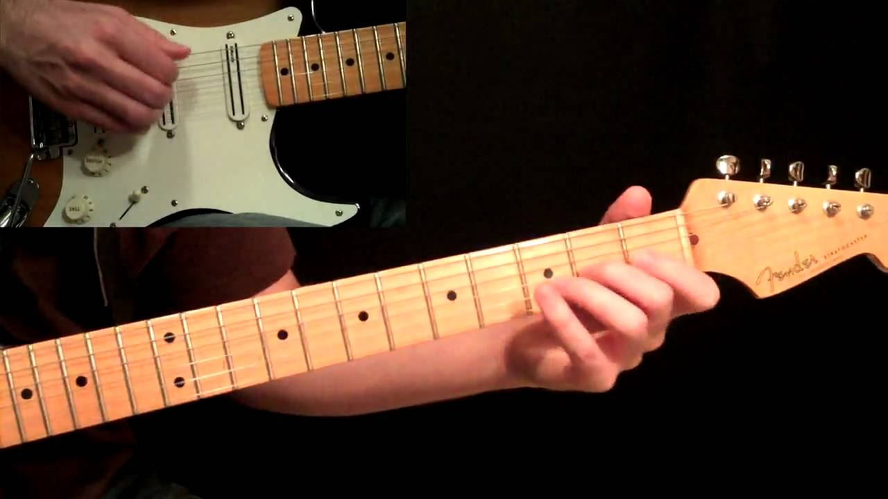 Basic Fingerpicking Studies – Beginner Guitar Lesson
