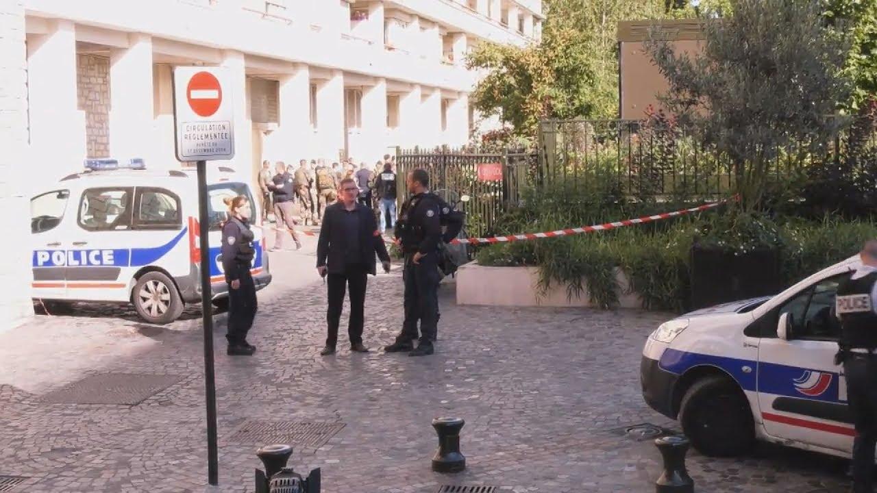 Αυτοκίνητο έπεσε πάνω σε στρατιώτες στο Παρίσι – Έξι τραυματίστηκαν