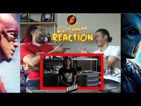 "The Flash Season 2 Episode 18 ""Versus Zoom"" REACTION / REVIEW (PART ONE)"