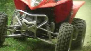 4. 2009 Kymco Mongoose 300 Test