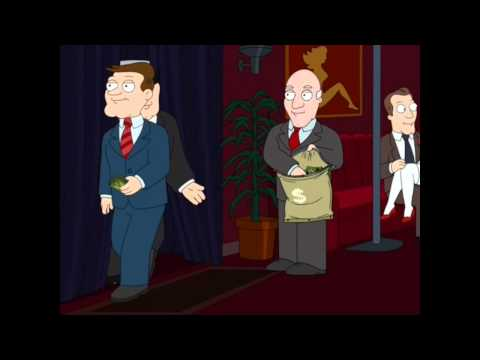 The things they get Patrick Stewart to say on American Dad