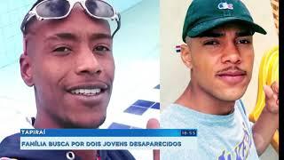 Família de Tapiraí busca por irmãos que estão desaparecidos