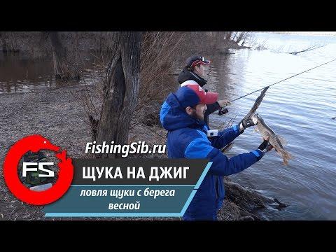 где в новосибирске ловить щуку с берега