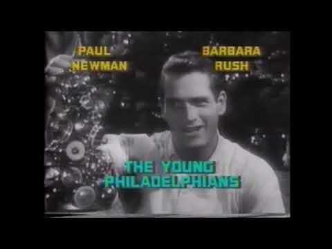 KCOP The Young Philadelphians Promo 1982