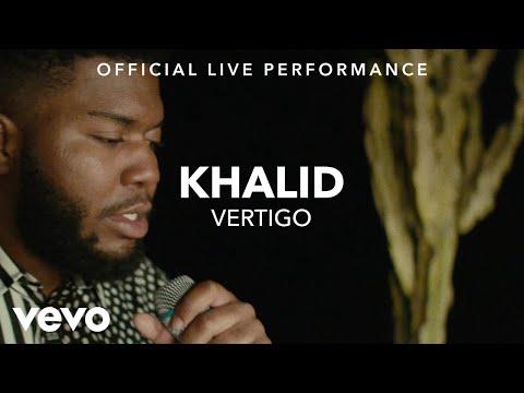 Khalid - Vertigo Official Live Performance (Vevo X)
