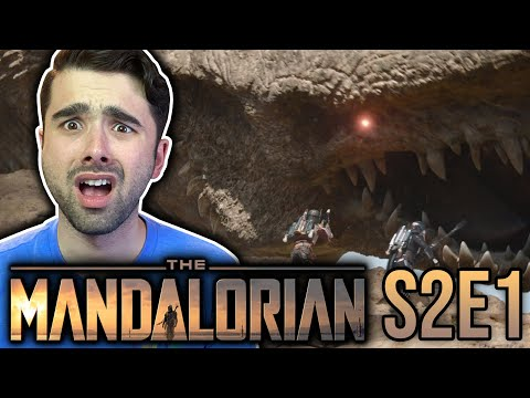 "The Mandalorian SEASON 2 EPISODE 1 REACTION!! ""Chapter 9: The Marshal"""