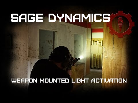 Weapon Mounted Light Activation (видео)