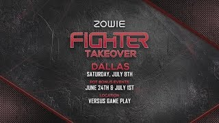 Zowie Fighter Takeover - Street Fighter V - Versus Gameplay, Dallas, Texas💀 Watch more Team Spooky 💀Catch us live on our Twitch channel (http://twitch.tv/teamsp00ky)Follow Team Spooky on Twitter (http://twitter.com/teamspooky)Follow Team Spooky on Facebook (http://facebook.com/teamspooky)