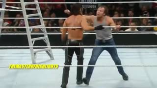 Nonton Dean Ambrose VS Seth Rollins Money In The Bank 2015 highlights Film Subtitle Indonesia Streaming Movie Download