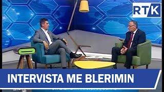 Intervista me Blerimin - Stabiliteti financiar, buxheti 22.05.2018