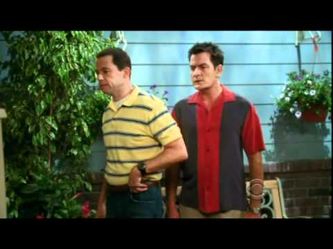 Mon Oncle Charlie (Two and a half men) Saison 8 Episode 02 Extrait