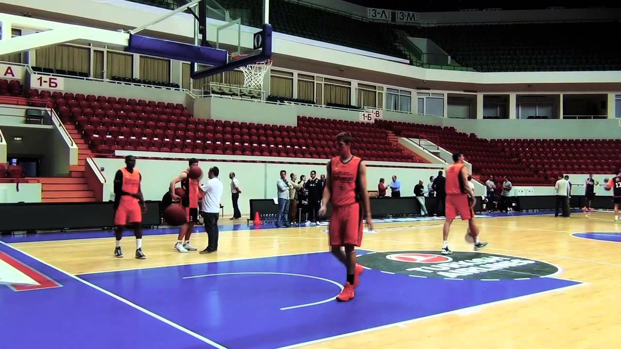 Eurocup Finals pre-game interview: Romain Sato, Valencia Basket
