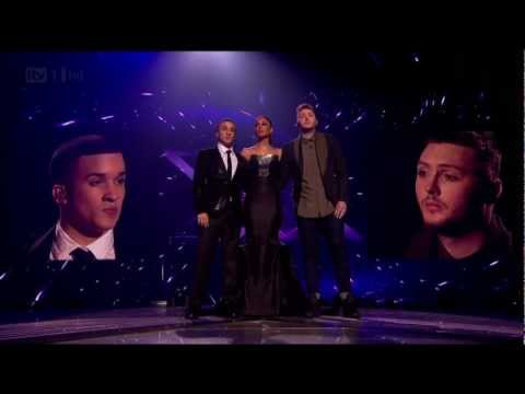 The Final Result! – The Final – The X Factor UK 2012