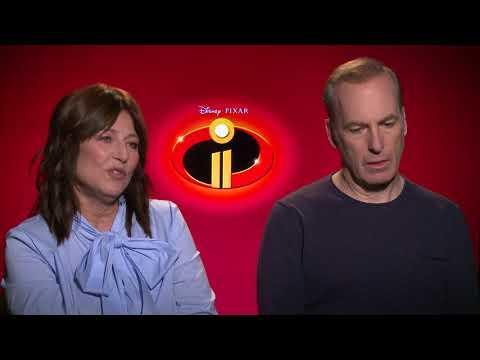 Bob Odenkirk & Catherine Keener Play Siblings In INCREDIBLES 2