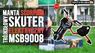 Manta SCORPION MSB9008 - Elektryczny drifter