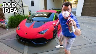HOW TO PLASTIDIP YOUR CAR *Don't Do THIS*