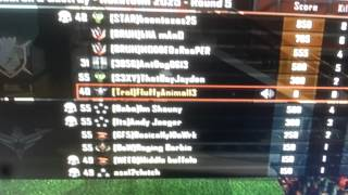 I played with Basicallyidowork black ops 2