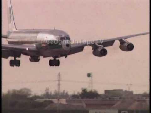 Cargo Plane Emergency Landing