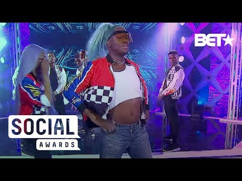 Download See Lala And Kway's Epic And Hilarious Dance-Off | BET Social Awards HD Mp4 3GP Video and MP3