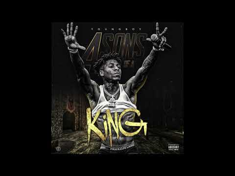 "NBA Youngboy – ""4 Sons of a King"""
