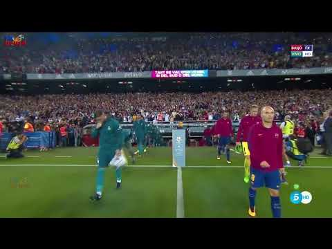 Real Madrid 11 Vs Barcelona 1 - El Clásico 2017 - La Liga -Parodia - Messi Vs Ronaldo