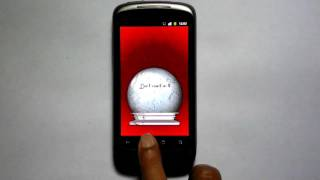 Magic 8 Crystal Ball YouTube video