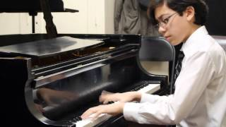 Manhattan School of Music Pre-College Recitals: Benjamin Rossen