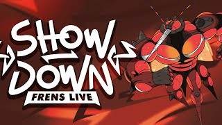 THE CLOSEST ONE IN A WHILE! Pokemon Ultra Sun & Moon! Showdown Live w/PokeaimMD & SideArms by PokeaimMD