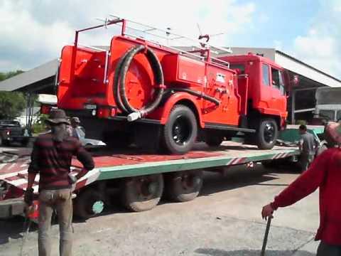 รถดับเพลิง -