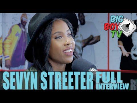 Sevyn Streeter FULL INTERVIEW | BigBoyTV