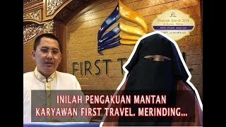 Video KEJAM !!! KESAKSIAN MANTAN KARYAWAN FIRST TRAVEL YANG DARI AWAL MANAGEMENT SUDAH BOBROK - KOMPAS TV MP3, 3GP, MP4, WEBM, AVI, FLV Februari 2018