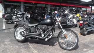 9. 2009 Harley-Davidson Night Train FXSTB - Used Motorcyle For Sale