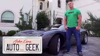 Pedal to the metal in John Cena