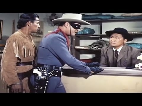 The Lone Ranger    1 Hour Compilation   HD   TV Series English Full Episode