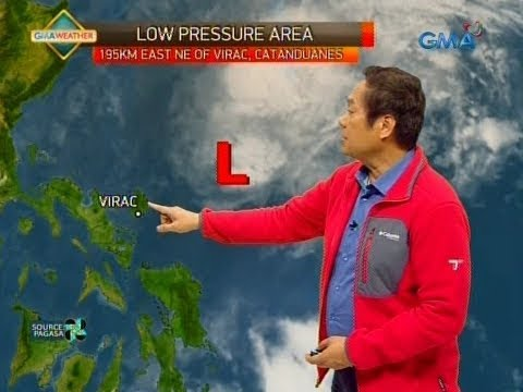 UB Weather update as of 550 a.m. January 22, 2019