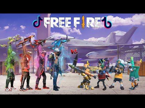 Tik Tok Free Fire ( Tik tok ff ) Sosis vs Ff,Lucu,Pro SG 2,Viral,Fyp, Kreatif,Mengkeren🤙