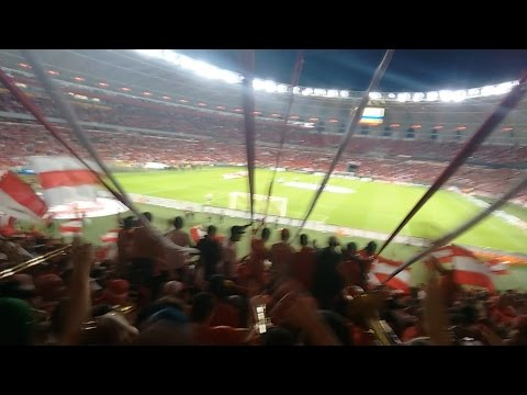 Inter 2x0 Santa Fé - Vamo Vamo Inter - Guarda Popular - Guarda Popular - Internacional - Brasil - América del Sur