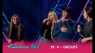 Video Laine Hardy Goes On Stage Without REALLY Knowing His Groups Song But Then...| American Idol 2018 MP3, 3GP, MP4, WEBM, AVI, FLV Desember 2018