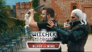 AnderZEL IN ITALY - Witcher 3 : BLOOD AND WINE Dlc