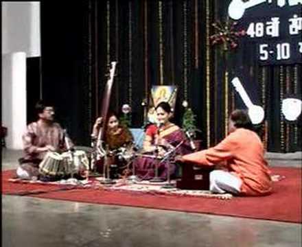 Tappa Raag Kafi Sunanda Sharma Hindustani Classical Vocalist