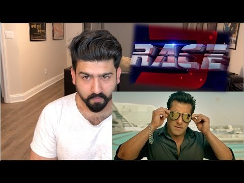 RACE 3 Trailer Reaction   Salman Khan, Bobby Deol, Remo   RajDeepLive