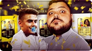 Bella a tutti ragazzi , siamo tonrati su FIFA 17 con un nuovo draft !!! ☆ FUTGLORY : http://futglory.com ☆Gadget & Magliette qui : http://bit.ly/2asppPp ...