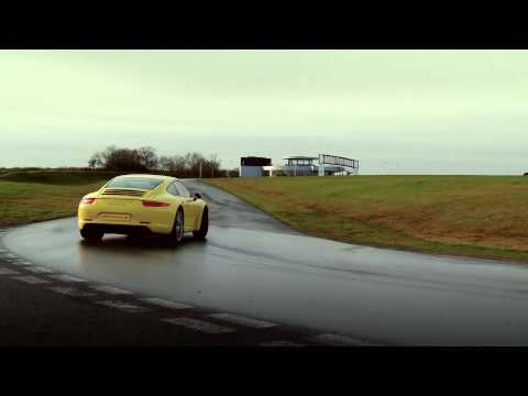 Porsche  Driven: The new Porsche 911
