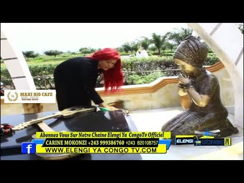 Carine Mokonzi Visite Tombe Ya Marie Misamu Pe Alongoli Ba Salité Nioso + Scandale tombe Papa wemba