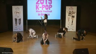 VIXX - Steel Heart + Error || Kpop World Festival 2015 Greece ||
