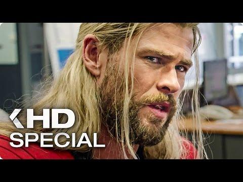 THOR 3 Ragnarok Movie Picture