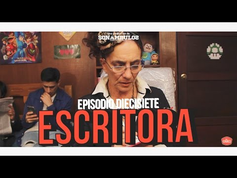 Los Covacs - Episodio #17: ESCRITORA