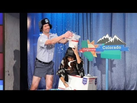 or - Ellen played a fun game with an audience member that was all about the USPS! See how she fared, right here.