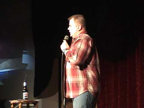 Ryan Gerster at Stanfords Comedy Club February 16, 2010